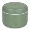 Difuzor de Aroma Turbionaire Puck Sage, 7 Lumini LED interschimbabile, 5 W, Silentios, Portabil, Posibilitate alimentare USB, Oprire automata