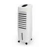 Racitor si purificator de aer mobil TURBIONAIRE EASY COOL, Ionizare, Interior si Exterior, Umiditate reglabila, Ventilatie, Racire, Display cu LED, Telecomanda, Timer, Rezervor 7 l