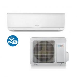 Aer conditionat tip split inverter ARGO Ecolight 12000BTU, Wi-Fi, INTELLIGENT DEFROST, Functia Turbo, Refrigerant super-ecologic R32
