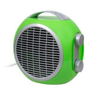 Aeroterma electrica ARGO POP GREEN 2000W, 2 trepte de viteza,Termostat de camera reglabil, Control automat al temperaturiI, Protectie impotriva supraincalzirii