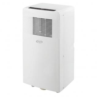 Aer conditionat mobil ARGO AKITA, 10000 BTU, Telecomanda, Display, Clasa A, Eco, Filtru lavabil, Auto restart, Dezumidificare, Timer, Portabil