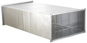 Canal de aer rectangular 1000X1000mm