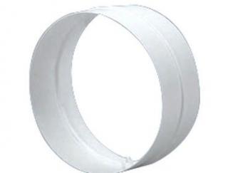 Conector circular din PVC D=125 mm