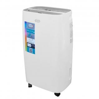 Dezumidificator de aer Argo Dry Nature 13, Higrostat incorporat, Filtru lavabil, Agent frigorific ecologic, 13L/zi, Debit de aer 105 mc/h