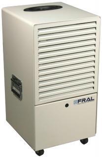 Dezumidificator FRAL FDNF 33 pentru uz profesional cu gaz cald