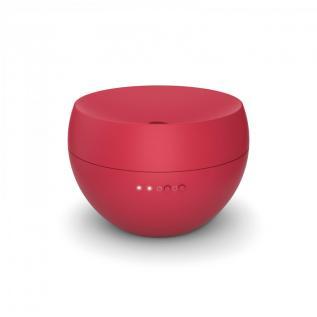 Difuzor de Aroma cu Ultrasunete Stadler Form Jasmine Chilli Red, Oprire automata, 7.2 W, Autonomie de functionare pana la 21h