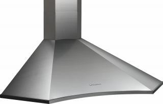 Hota de colt FALMEC ELIOS L=100 cm, 800 mc/h, Iluminare LED, Control electronic, Garantie 5 ani, Fabricatie Italia