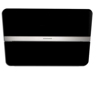 Hota de perete FALMEC FLIPPER, Culoare neagra,  L=85 cm, 800mc/h, Garantie 5 ani, Fabricatie Italia