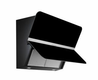 Hota de perete FALMEC FLIPPER NRS, Culoare negru,  L=85 cm, 800mc/h, Garantie 5 ani, Fabricatie Italia