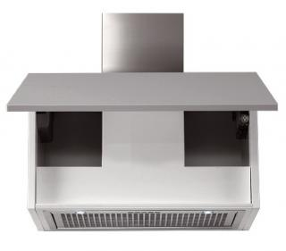 Hota incorporabila cu Sistem de Reducere a Zgomotului  NRS FALMEC GRUPPO INCASSO 50, 800 mc/h, Fabricatie Italia, Garantie 5 ani, Timer, Dynamic LED, Nivel de zgomot maxim 53 dB, Telecomanda