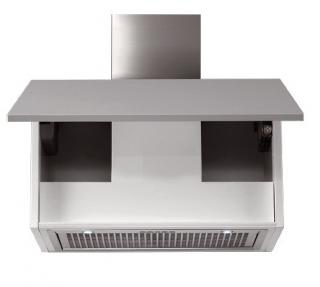 Hota Incorporabila cu Sistem de Reducere a Zgomotului NRS FALMEC GRUPPO INCASSO 70,  800 mc/h, Nivel de zgomot maxim 53 dB, Fabricatie Italia, Garantie 5 ani, Dynamic LED, Telecomanda, Timer