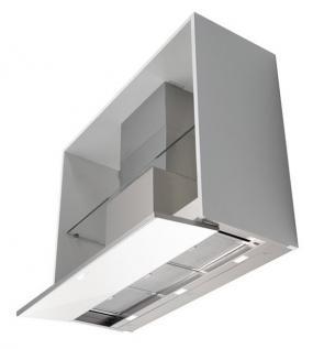 Hota incorporabila FALMEC MOVE L=60 cm, 800 mc/h, Sticla culoare alba, Garantie 5 ani, Dynamic LED, Fabricatie Italia,Timer