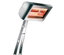 Incalzitor cu infrarosii Heliosa Design cu suport 995 2kW