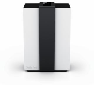 Purificator de aer si Umidificator Stadler Form Robert Black, Rezervor 6.3 litri, 550 g/h, Display Touch screen cu Senzor de miscare, Dispozitiv de arome