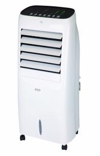 Racitor si purificator de aer portabil ARGO HUSKY, Interior si Exterior, Umiditate reglabila, Ventilatie, Racire, Flapsuri auto reglabile, Telecomanda, Timer, Functia Sleep, Rezervor 6 l