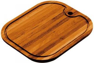 Tocator rectangular din lemn BARAZZA 1TRE