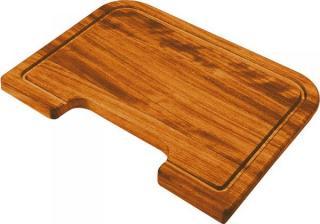 Tocator rectangular din lemn BARAZZA 1TRES
