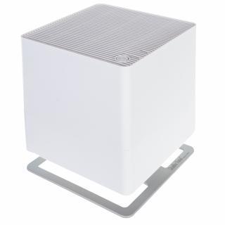 Umidificator si purificator de aer Stadler Form Oskar Alb, Rezervor 3.5 L, 370 g/h , LED, Modul antibacterian, Oprire automata, Dispozitiv de arome, Higrostat incorporat