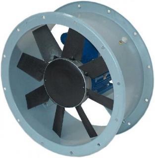 Ventilator axial intubat ELICENT CMP 312 T, Fabricatie Italia
