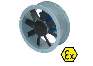 Ventilator axial intubat ELICENT CMP ATEX 1004-A T