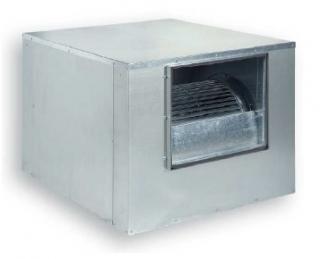 Ventilator centrifugal carcasat tip Box cu motor Sisteven  2525-4M-1/2