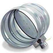 Clapeta de reglaj circulara (damper) D=125mm
