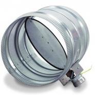 Clapeta de reglaj circulara (damper) D=80mm