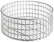 Cos circular din inox pentru cuve BARAZZA 1CROI