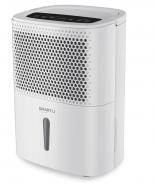 Dezumidificator de aer Turbionaire Smart 12 - 12 l/24h, Panou de control cu LED, Higrostat incorporat, Timer, Filtru lavabil, Garantie 3 ani