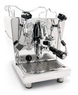 Espressor premium Bezzera Galatea Domus S MN, rezervor incorporat, componente profesionale, grup de extractie F61, 2 manometre, pompa cu vibratii,  fabricat manual in Italia