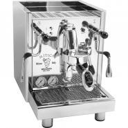 Espressor premium BEZZERA Mitica S MN, Rezervor 4l, Componente profesionale, Grup de extractie F61, 2 manometre, Schimbator de caldura incorporat HX, Pompa cu vibratii, Fabricat manual in Italia