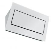 Hota de perete FALMEC QUASAR A+ L=90 cm, Culoare alba, 800 mc/h, Garantie 5 ani, Aspiratie perimetrala,Touch control, Fabricatie  Italia, LED, Timer, Garantie 5 ani