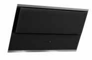 Hota de perete FALMEC VERSO culoare neagra L=85 cm, 800 mc/h, Iluminare LED, Garantie 5 ani, Fabricatie Italia