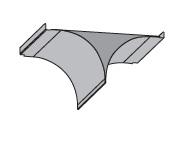 Kit deflector Falmec KACL.866