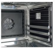 Panouri autocuratare BARAZZA 1FPA60 pentru cuptoare de 60 cm