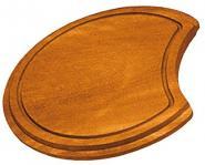Tocator rotund din lemn BARAZZA 1TRO