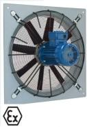 Ventilator antiex ELICENT axial elicoidal IEM 204 ATEX M