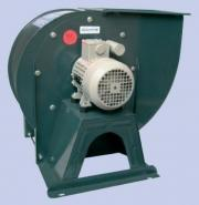 Ventilator centrifugal trifazic HP 5.5, debit D=13000mc/h