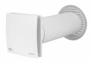 Ventilator cu Recuperare de Caldura ELICENT REC DUO 100 MHY automat, Senzor de umiditate,  Clasa energetica A+ , Fabricatie Italia