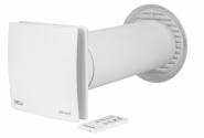 Ventilator cu Recuperare de Caldura ELICENT REC DUO 100 PLUS RC, Senzor de umiditate, Telecomanda, Clasa energetica A+, Consum redus de energie, Silentios, Sleep mode,Fabricatie Italia