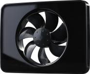 Ventilator FRESH Intellivent 2.0 de culoare neagra, Garantie 5 ani, Timer reglabil, Auto-control al umiditatii, Consum 5 W, 134mc/h, Maxim 21 dB(A), Fabricatie Suedia