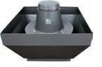 Ventilator Vortice Toretta TRM 20 E-V 4P